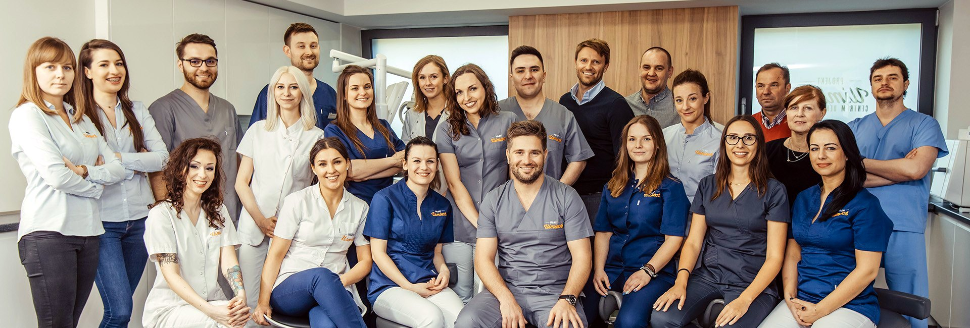 Project Smile Dental Clinic Team