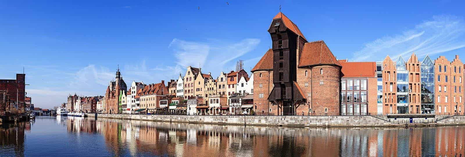 Restore your Bite and Smile while visiting Gdansk, Poland